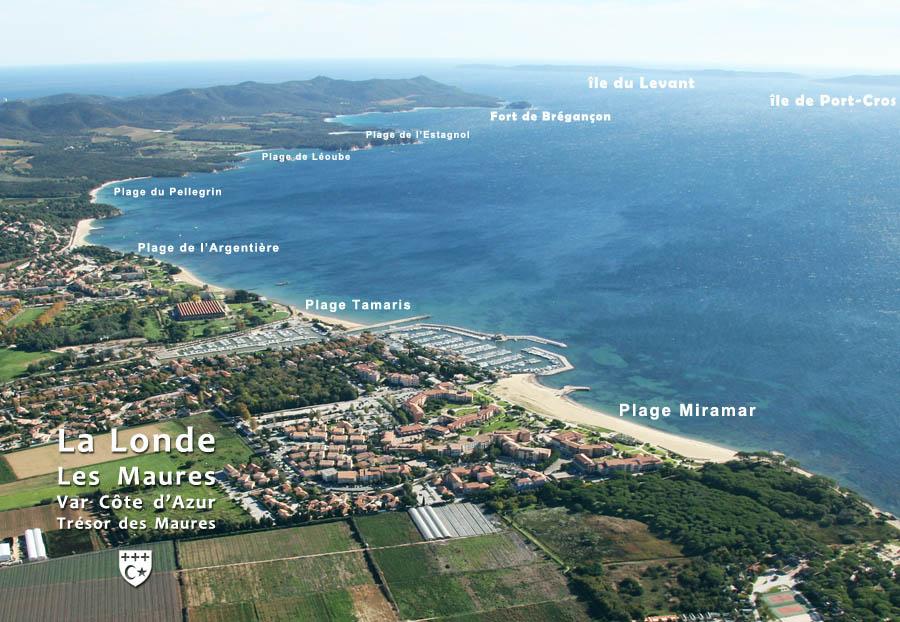Agence de la plage de l 39 argenti re la londe les maures - Office du tourisme de la londe les maures ...
