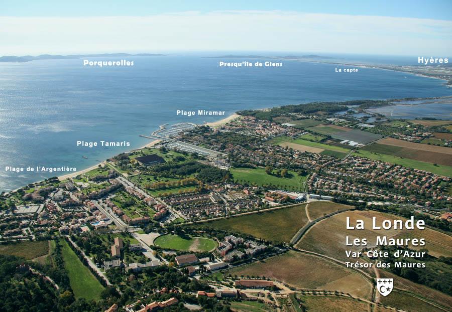 Agence de la plage de l 39 argenti re la londe les maures location de vacances - Office du tourisme de la londe les maures ...